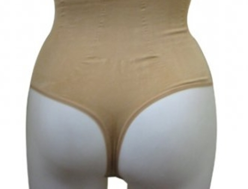 Strapless Thong Body Shaper/Girdle