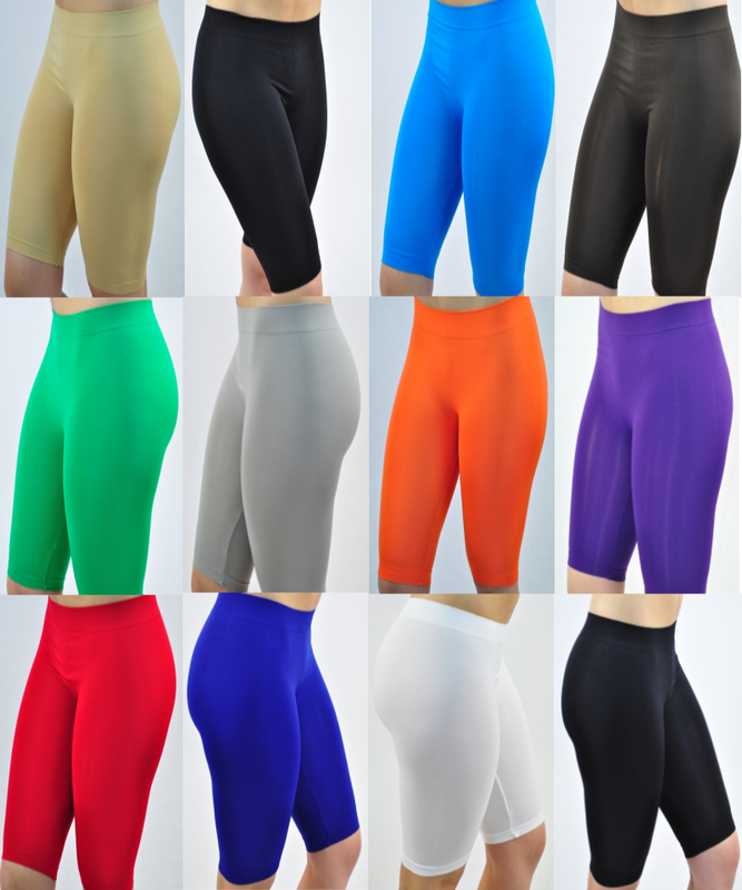 Bermuda Leggings - Yoga
