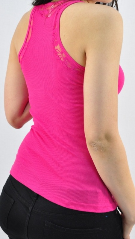 Lace Tank Top -Yoga